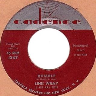 RUMBLE! PROTO-PUNK & POP