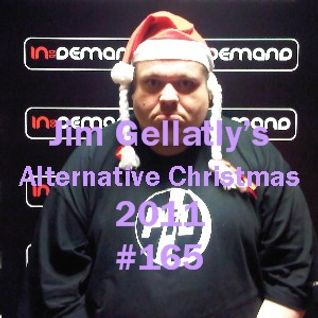 Jim Gellatly's New Music episode 164  - Alternative Christmas 2011