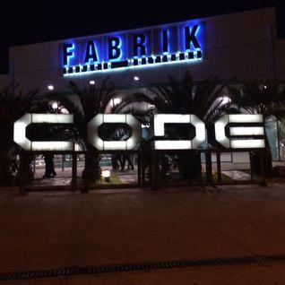 Alan Fitzpatrick @CODE098 FABRIK MADRID 31/5/2014