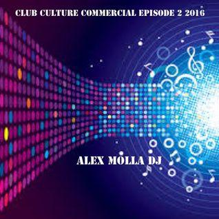 Alex molla dj mixcloud for Commercial house music