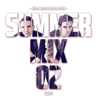 Alex Rossi - Summer Mix 02 (2016)