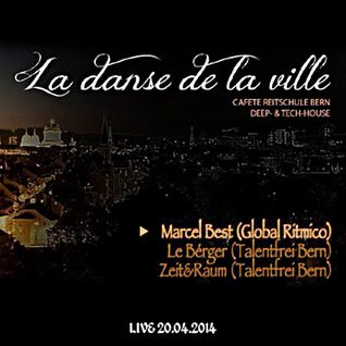 Deep House Fever - LIVE at Cafete Bern - La dance de la ville