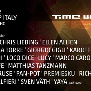 Monika Kruse @ Timewarp Italy, Milan 29.09.2012