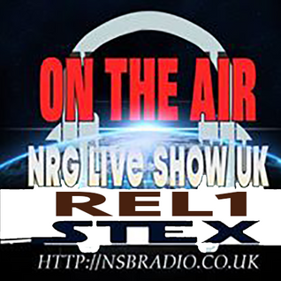 NRG Live Show - NSB Radio - Rel1 and Stex - 15 sept 2016