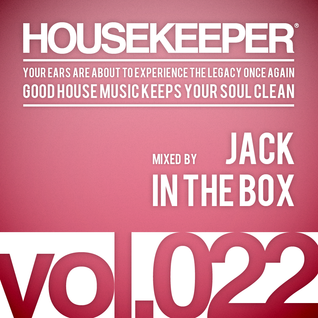 HOUSEKEEPER Podcast.022 Mixed By JACK IN THE BOX