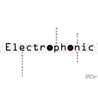 Electrophonic - UCC 98.3FM - 2012-03-22