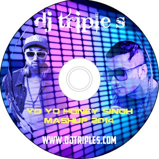 DJ TRIPLE S - Yo Yo Honey Singh Mashup 2014 (WWW.DJTRIPLES.COM)