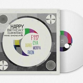 F-117 - Dubmerged Birthday Mix