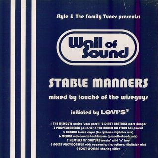 "DJ Touche Presents ""Stable Manners"" (Side 2)"
