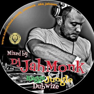 JahMonk -  Ragga Jungle 1994 - 2014  vinyl mix (2014)