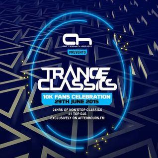 Akira Kayosa - Trance Classics 10k Celebration