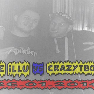 CrazyTBone vs The ILLU 26.01.2014