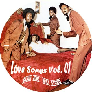 Love Songs Vol.01 (Slow Jams Quiet Storm)