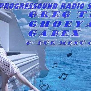 Greg Treasure, Ghoeyash, Gabex - Progressound Vol. 74. - 2016.01.25. (Ghoeyash Live mix)