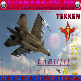 LaBil[l]: TEKKEN@CUEBASE-FM.DE - HAUNTED BEATZ (10. Jan. 2013)