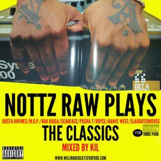 Nottz Raw Plays The Classics Mixtape