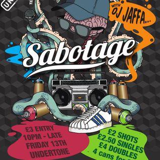 Live@Sabotage(Undertones) 13/03/15