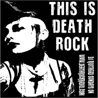 Dj RIVITHEAD THIS IS DEATHROCK - 7.19.15