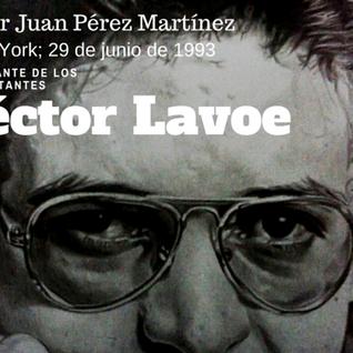 Temática - Especial Héctor Lavoe