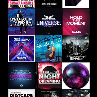 November 2012 Electro House Mix Radio Show #2 (Jeremy Kesseler)
