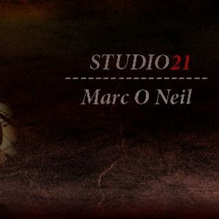 Marc O Neil - WEB-TV Show | STUDIO21 live sonus.fm 22 April 2016