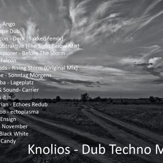 Knolios-Dub Techno Mix 12