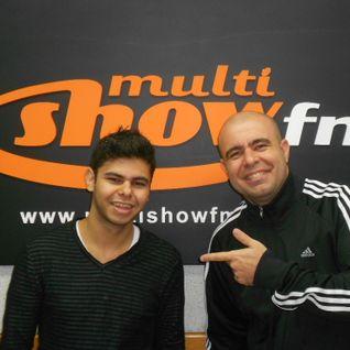 Ramon Sant'anna @ MultiPista - MultiShow FM (16-11-2012)