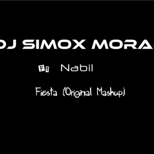 Dj Simox Morad Ft Nabil - Fiesta (Original Mix)