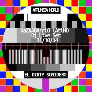 Afrumbia (Kazkabar, Dj Live Set 31/10/14)