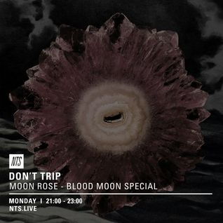 Don't Trip w/ Margarita (Moon Rose - Blood Moon Special) - 1st February 2016