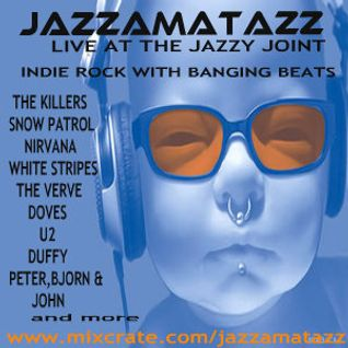 Live At The Jazzy Joint - Dance Remixes of Rock,Soul & Indie Classics