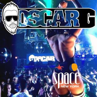 Oscar G - Live @ Space NYC - 2015.04.04