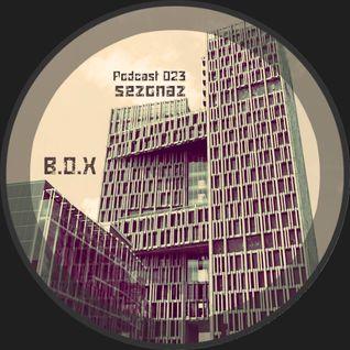 B.O.X - Sezonaz Podcast 023