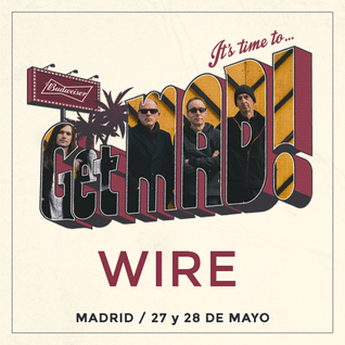 Across The WIRE@GetMad Fest_Madrid