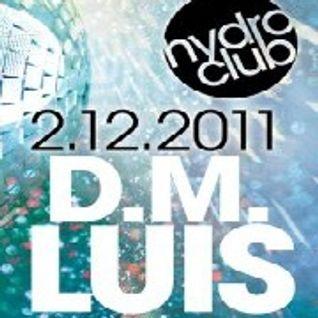 D.M. Luis live @ Hydro City 02.12.2011