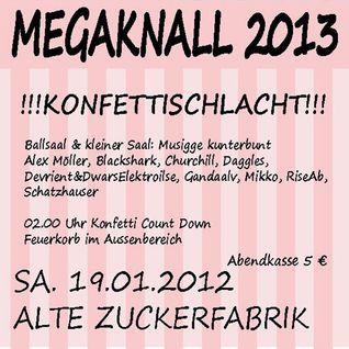 BlacKSharK B2B RiseAb@Megaknall 2013