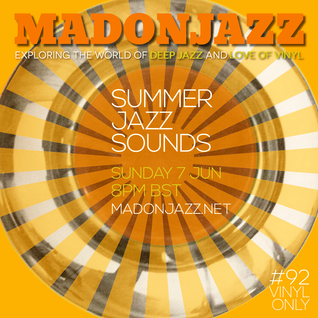 MADONJAZZ #92: Summer Jazz Sounds