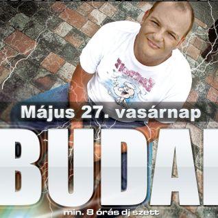 DJ Budai Live @ Ice Beach 2012.05.27.