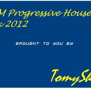 SHM Progressive House Mix 2012