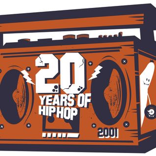 20 Years - 2001 minimix by BNCKD