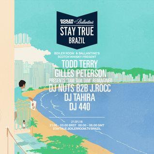 DJ 440 no Boiler Room and Ballantine's present: Stay True Brazil