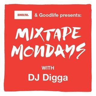 The Schmooveness Mix by DJ Digga for Mixtape Mondays (2014)