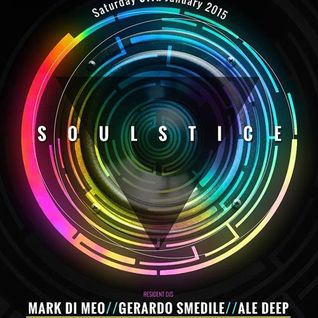 ALE DEEP Live @ SOULSTICE | Circle Club (Milano, IT) 31.01.2015