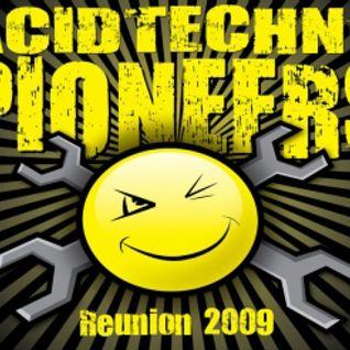 Z-Aires - AcidPioneers2009 - Warm Up dj set