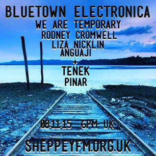 Bluetown Electronica live show 08.11.15