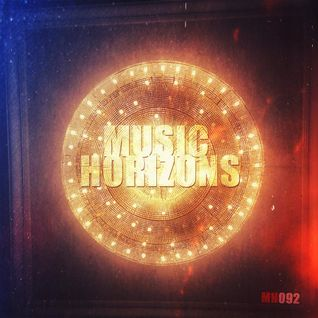 DJ BURLAK - Music Horizons @ MH092 January 2015
