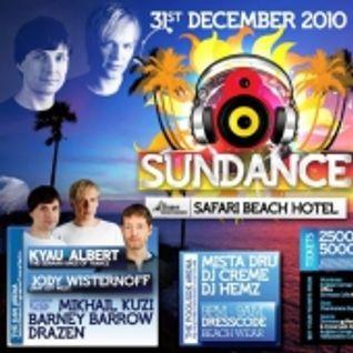 Jody Wisternoff - Live at NYE 2011, Sundance Diani Beach, Mombasa, Kenya - 12-31-2010
