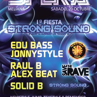 Alex Beat @ SFERA - 1ª Fiesta STRONG SOUND (06:00a.m Set)