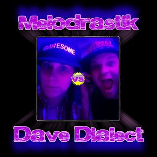 Melodrastik vs. Dave Dialect live @ The Gazebo 2014-07-27