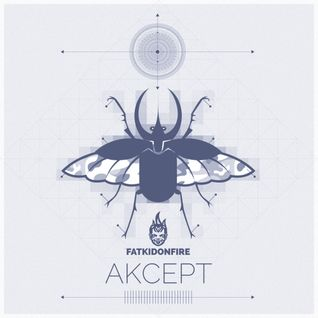 Akcept x FatKidOnFire mix